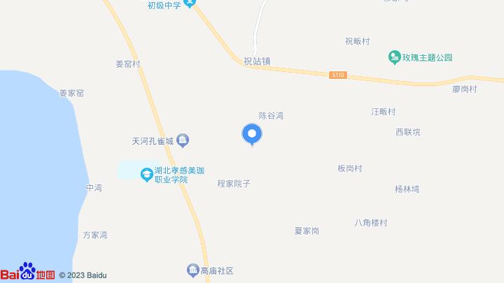 湖北孝感孝南区工业用地转让(30亩起拍)