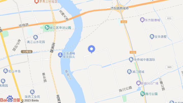 上海浦东新区航头镇中心地铁口18号线旁住宅用地整体转让