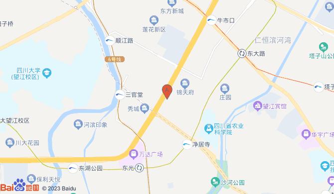 锦江区长江管道疏通绿化服务部
