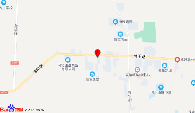 博野县安居锁具服务部