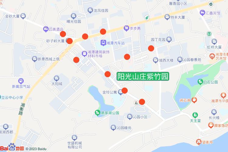 阳光山庄紫竹园