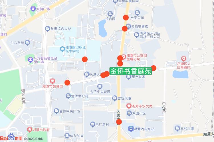 金侨书香庭苑
