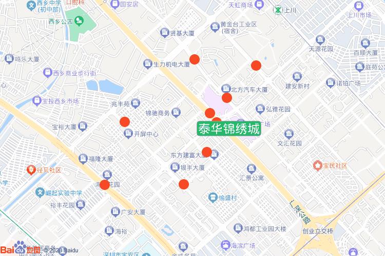 泰华锦绣城
