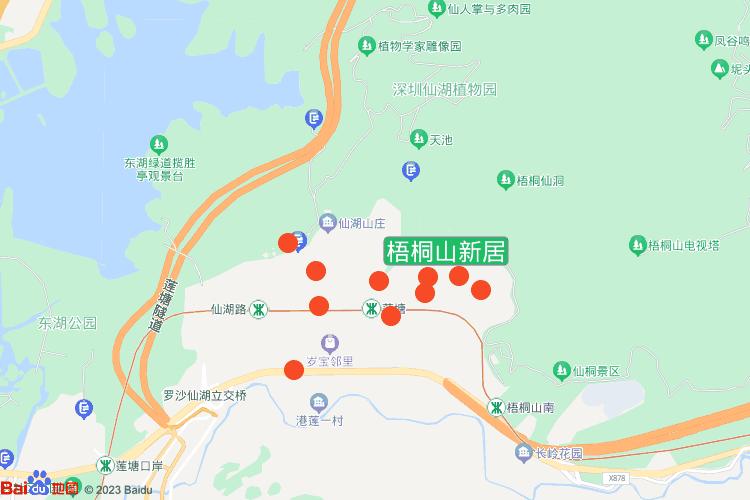 梧桐山新居二期