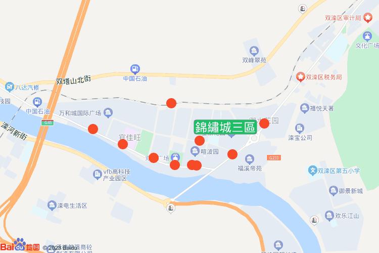錦繡城三區