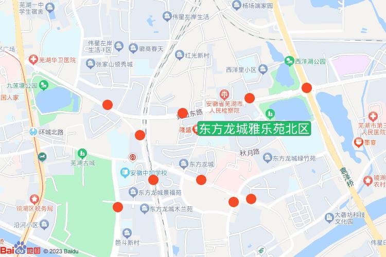 东方龙城雅乐苑北区