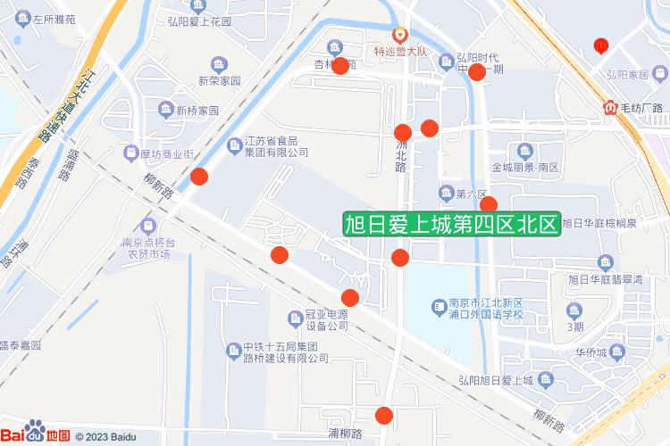 旭日爱上城第四区北区