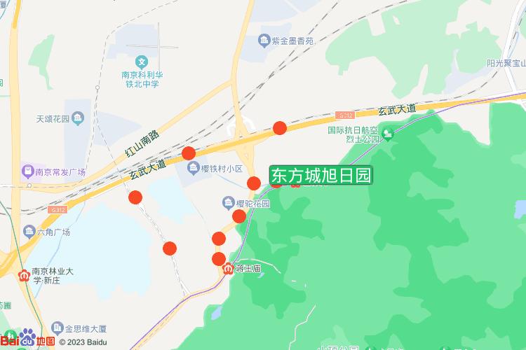 东方城旭日园