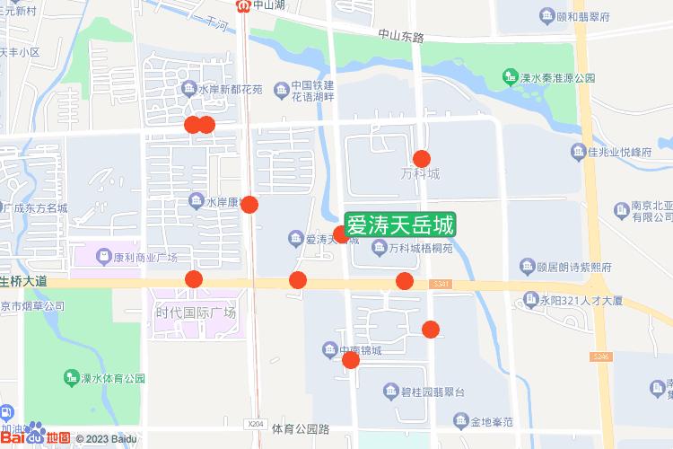 爱涛天岳城