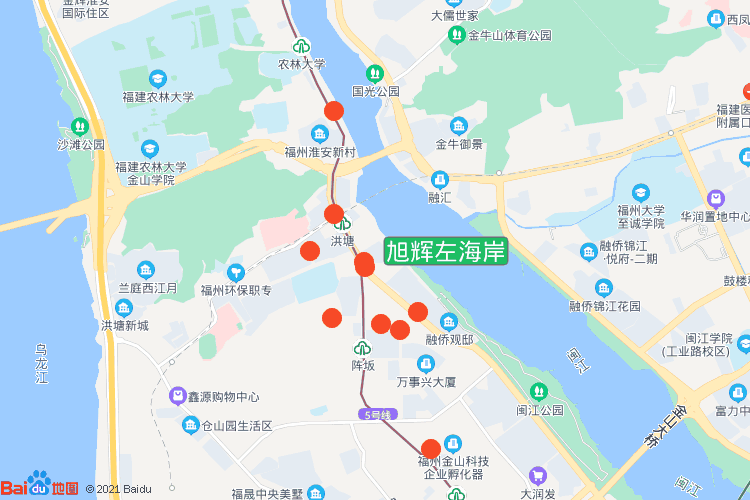 旭辉左海岸