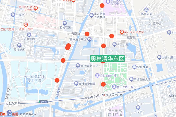 奥林清华东区
