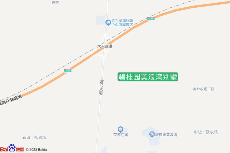 碧桂园美浪湾别墅