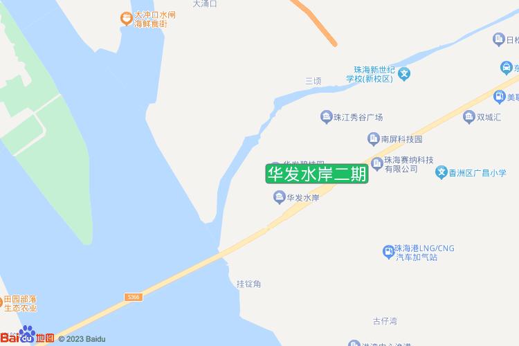 华发水岸二期