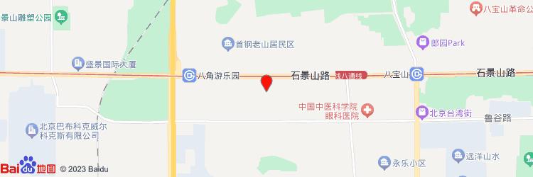 瀚海长城大厦地图图标