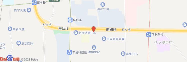 金融街·万科丰科中心地图图标