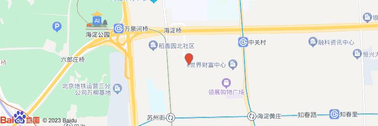 天创科技大厦地图图标