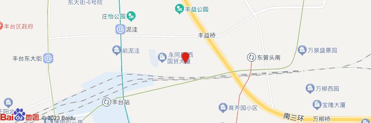 西国贸大厦科技孵化广场地图图标