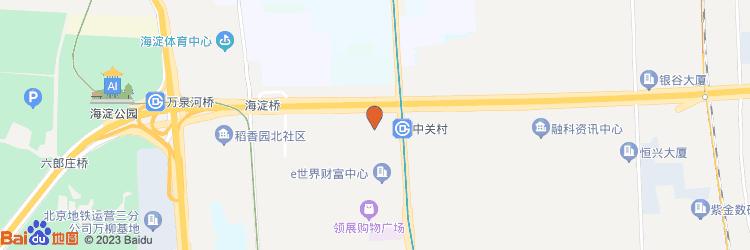 义创空间(北京)小样青年社区地图图标