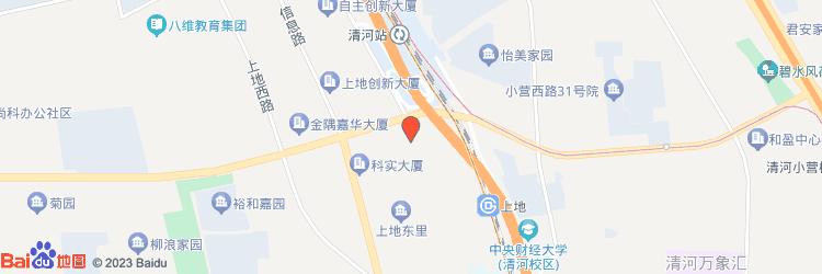 颐泉汇大厦地图图标