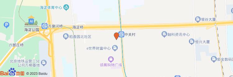 海龙大厦▪优客工场地图图标