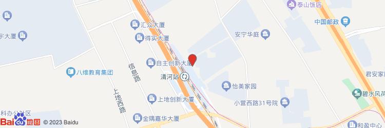 金泰富地大厦地图图标