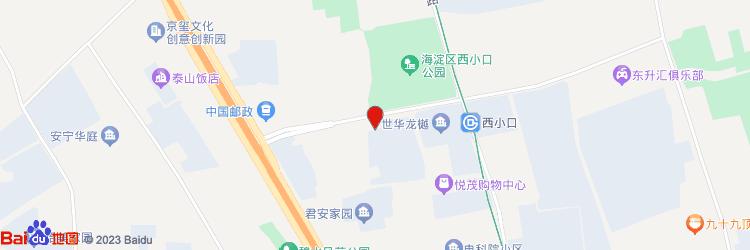 新华创新大厦地图图标