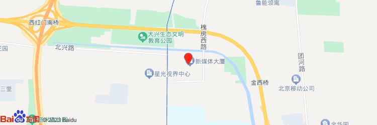 新媒体大厦地图图标