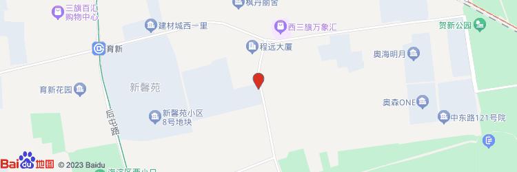 金隅智造工场地图图标