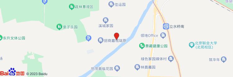 嘉铭奥森产业园地图图标