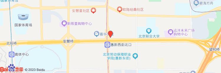 优客工场-首华大厦地图图标
