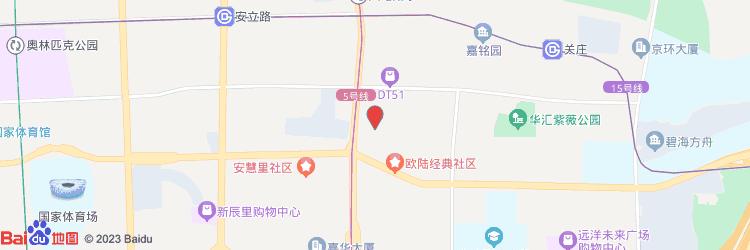 创汇空间(北京)科技孵化器有限公司地图图标