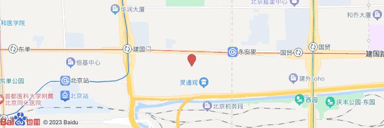 卓明大厦地图图标