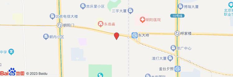 创富港——中认大厦地图图标