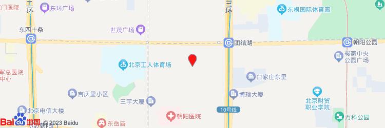 科技寺创业空间-三里屯滚石店地图图标