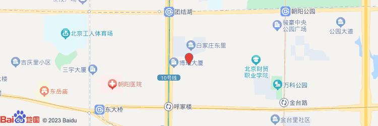 联合创业办公社-团结湖地图图标