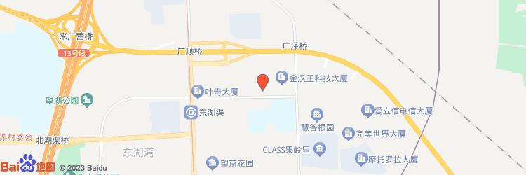 科技寺创业空间-望京店地图图标