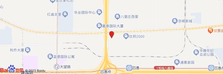 远洋OKspace 商务中心地图图标