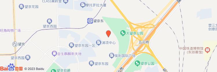 中航资本大厦地图图标