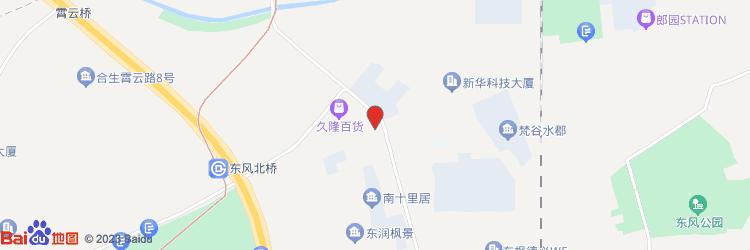 东方科技园地图图标