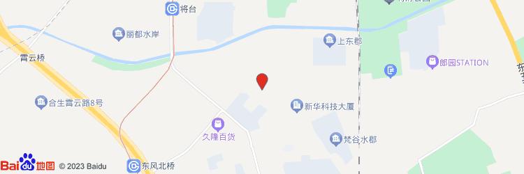 星河空间创E+酒仙桥社区地图图标