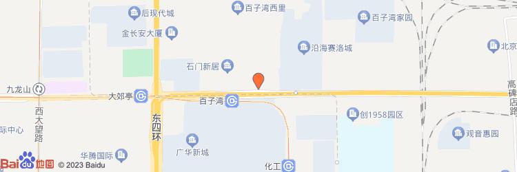 金泰国际大厦地图图标