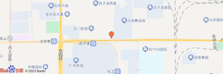 中水电国际大厦地图图标