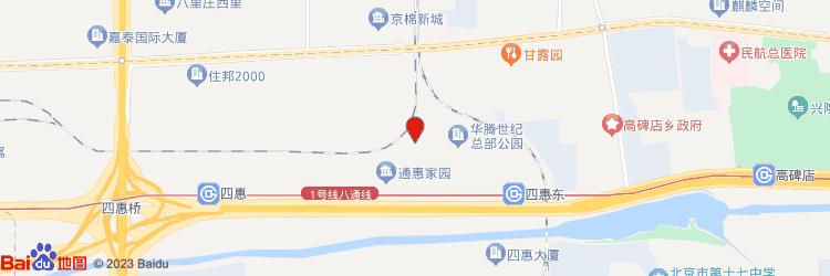 联信国际大厦地图图标