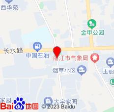丽江万能青年旅店位置图