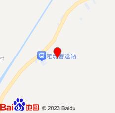十月稻城青年旅舍位置图