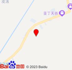 稻城旅友驿站位置图