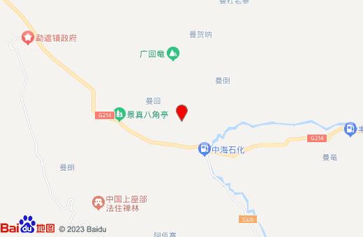 七子饼茶产地地理位置图