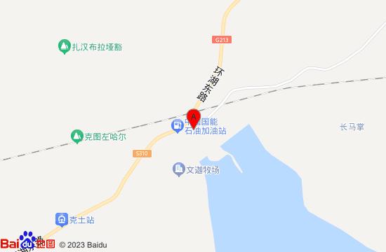 海晏文迦牧场地图