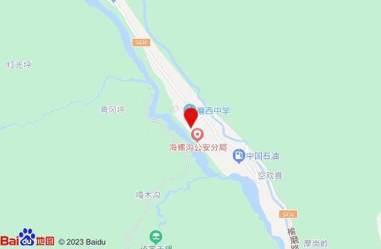 泸定云中贡嘎地图