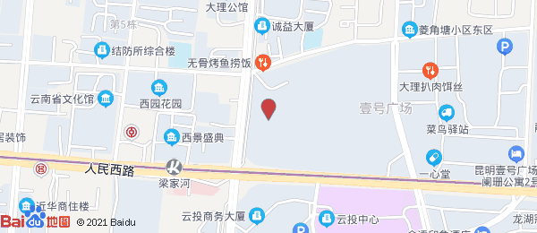 人民西路壹号广场现铺发售 位置好地铁站配套齐-室外图-1
